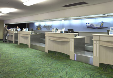 """Airport Terminal Shines with a $20.9M Facelift"""